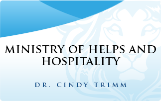 Ministry of Helps and Hospitality